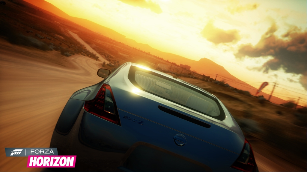 The first Forza spinoff continues the series tradition of amazing visuals.