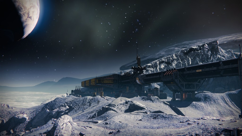 In Destiny, we're sure you can find a story... somewhere...