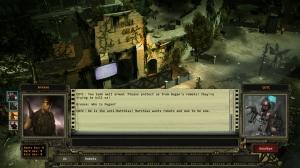 WL2 - Dialog
