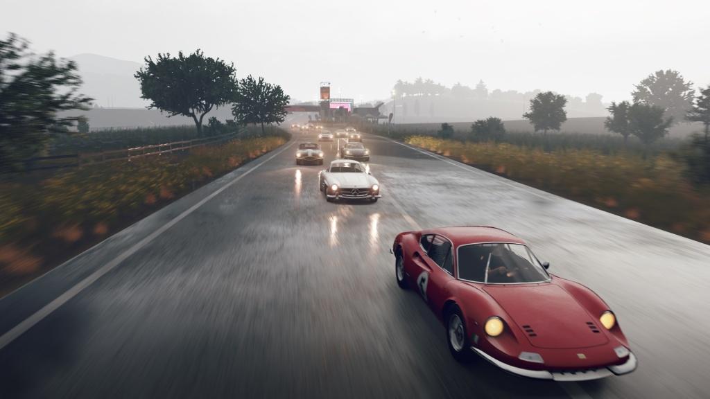 Rain and Race