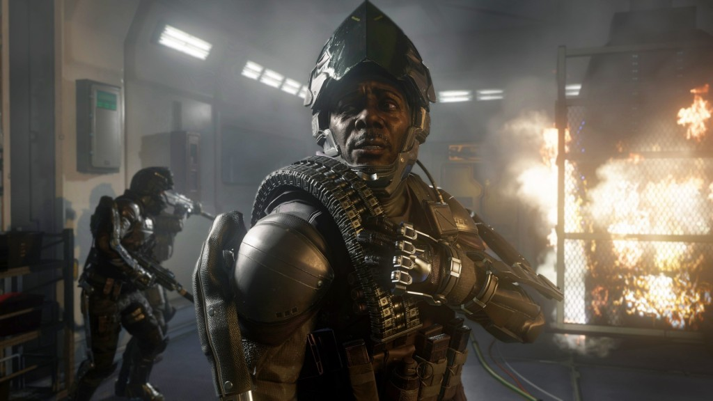 The Call of Duty games were an early benchmark for highlighting the technology divide between consoles. Though the Xbox One made some big performance leaps (such as here in CoD: Advanced Warfare) it is still playing a game of catch up to the PlayStation 4.