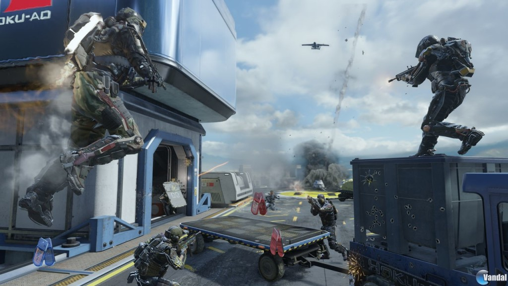 Call of Duty Advanced Warfare showed how its done when it comes to recovering from launch day issues.