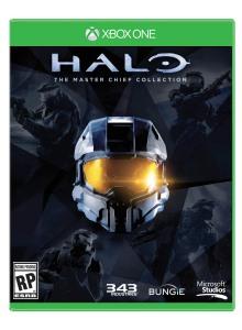 Halo MCC Boxshot