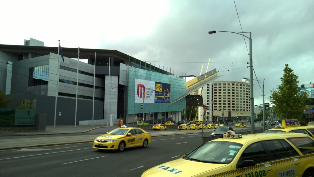 The home of PAX Australia for the next five years.