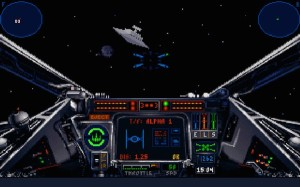 PC classic X-Wing is now available on Good Old Games.