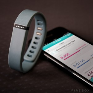 Your phone becomes your personal trainer with a Fitbit.