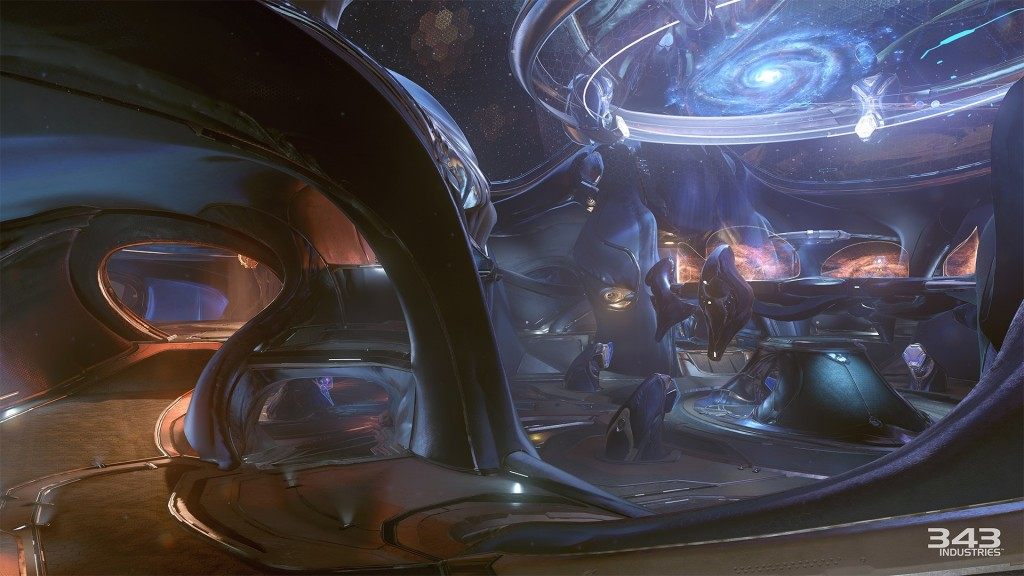 Halo 5 Guardians – Beta first impressions – The Late Night