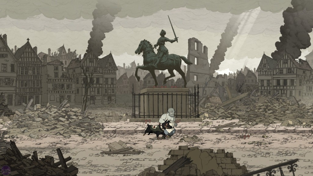 Valiant Hearts: The Great War has a compelling game behind its amazing art design.