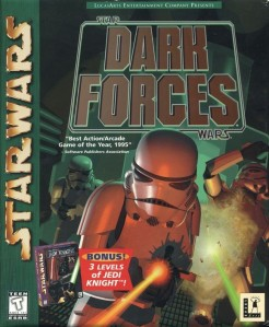 Dark Forces showed a Star Wars FPS could work VERY well.