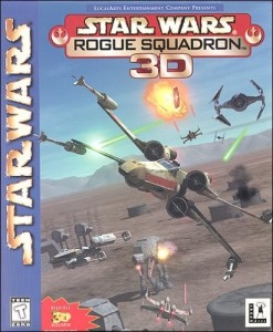 Rogue Squadron - Box Art