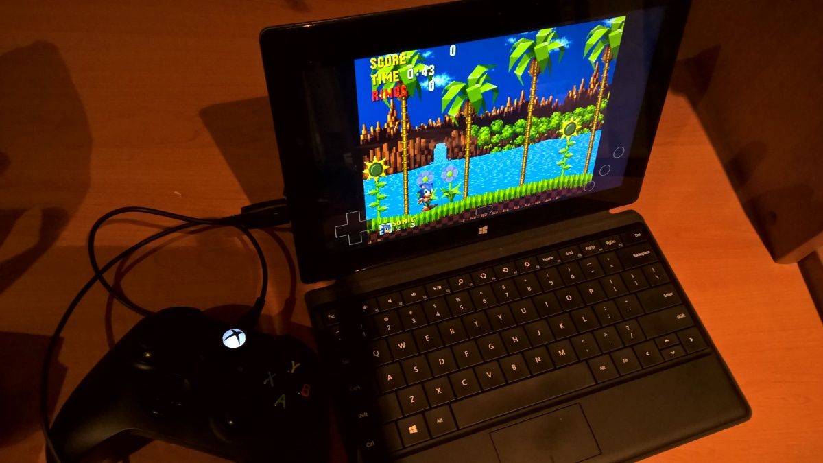 Emulation on Surface Pro – 2015 Edition – The Late Night Session