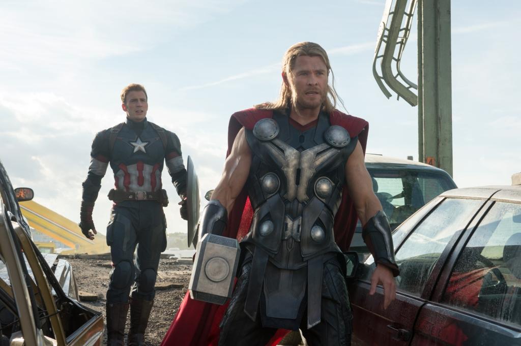 Thor - Captain America