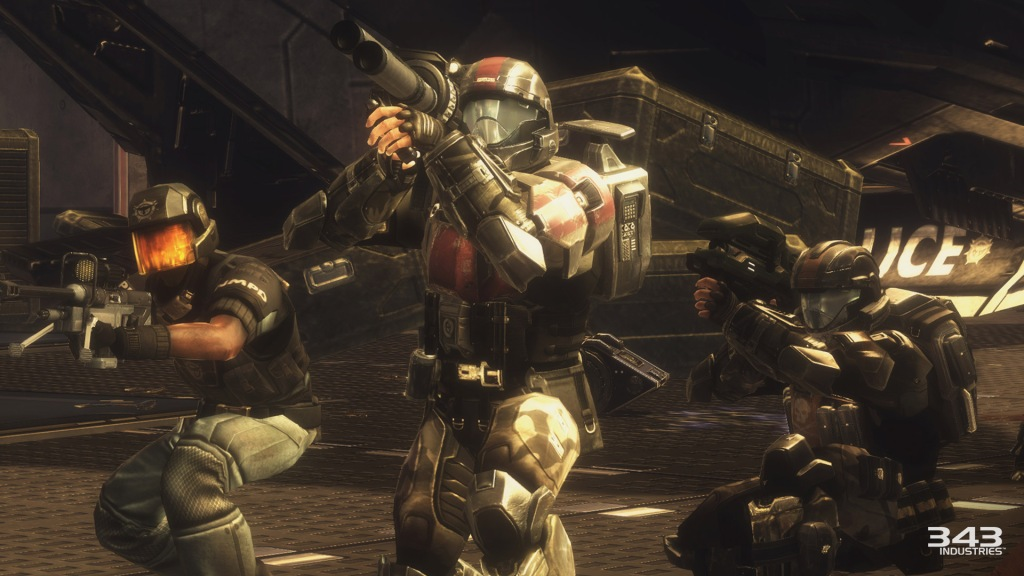 Halo 3: ODST will make a welcome appearance in next month's update to Halo MCC.