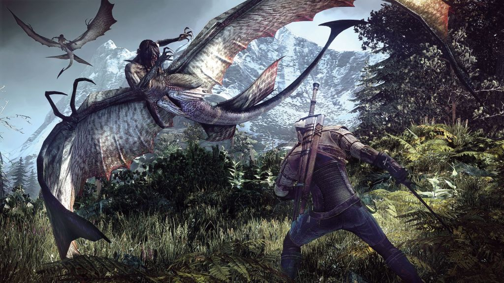 In a year that could have been dominated by a single RPG, The Witcher 3: Wild Hunt made a very strong bid to take the crown.