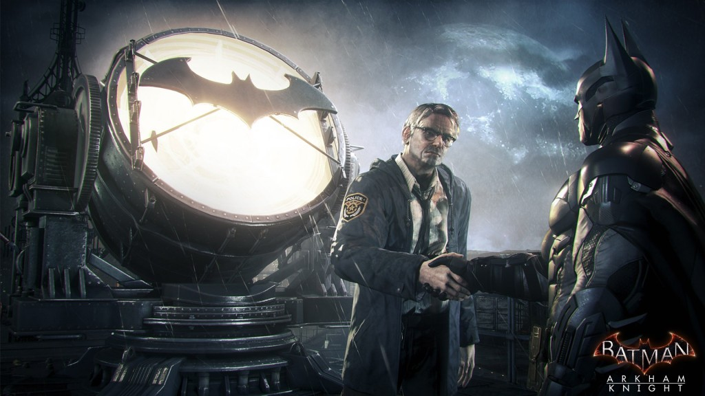 As is the case with games in the series, familiar characters abound in Batman: Arkham Knight.