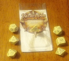 Dice - Rise of the Runelords