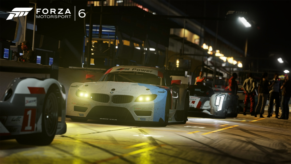 Night racing is simply going to be great and a welcome addition to the Motorsport series.