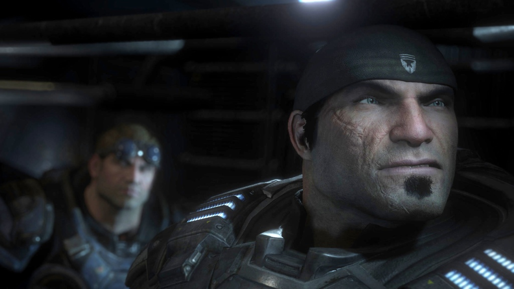 In the 360 era Marcus Fenix has perhaps become as recognisable as Halo's Master Chief.