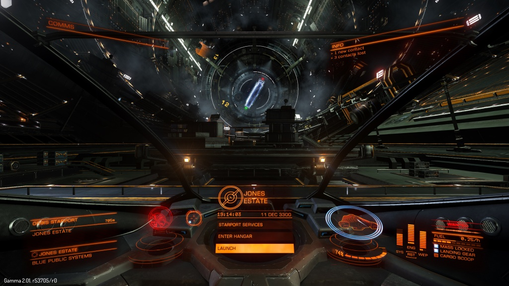 Elite: Dangerous becomes more compelling the longer you commit to it.