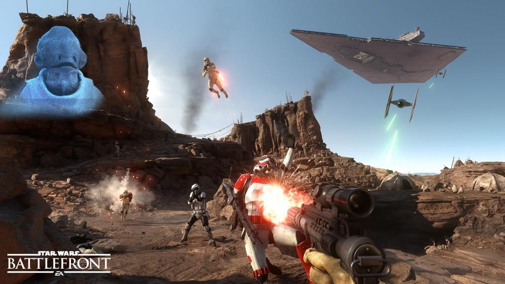 SW - Battlefront 3