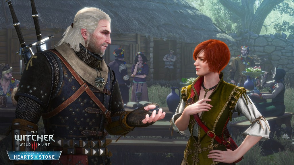 witcher 3 - hos
