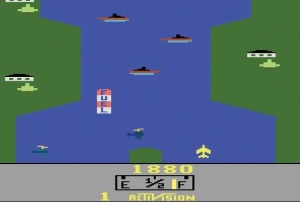 River Raid on the Atari 2600 proves that a deeply playable game can succeed on any platform.