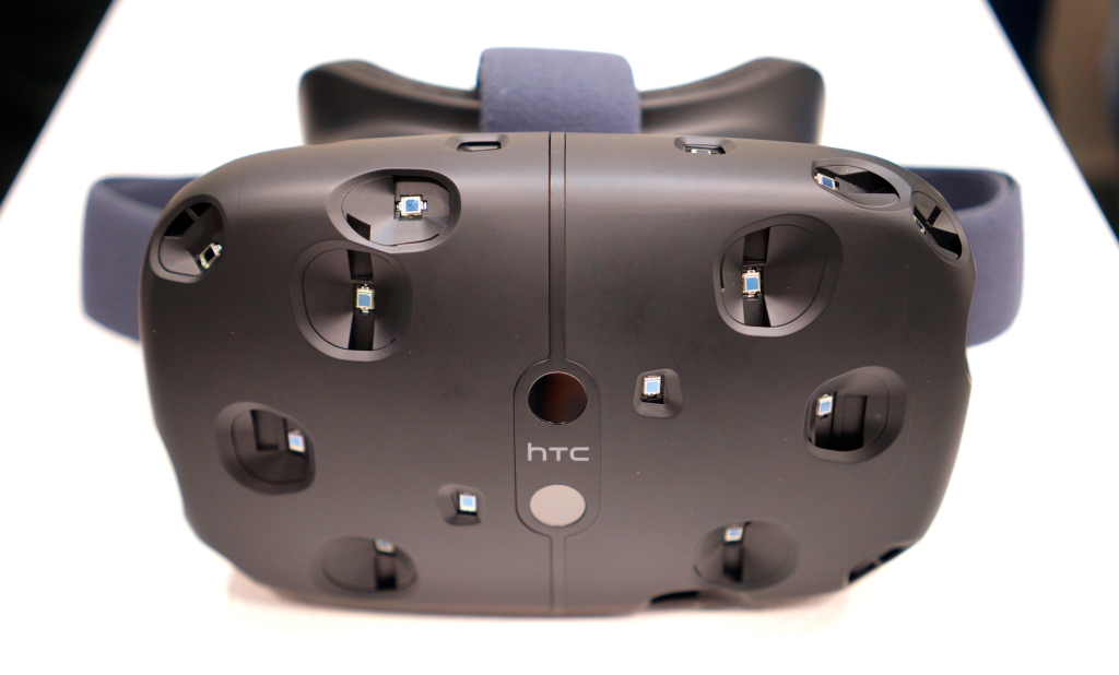 HTC is a surprise entrant in the VR arena but is delivering the goods.