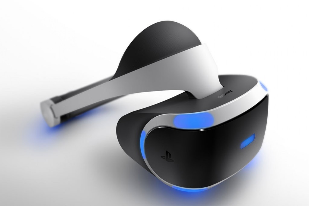 No one can deny just how cool Sony's PlayStation VR looks.
