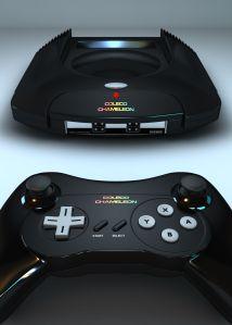 Retro console... take two.