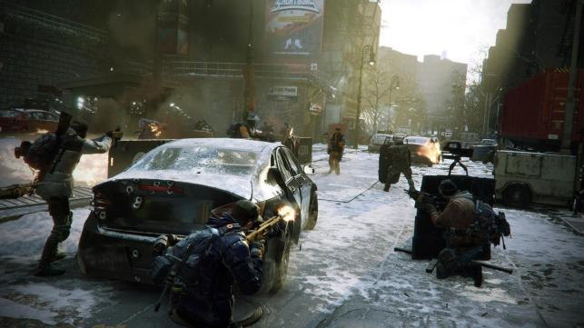 The world of The Division continued to fascinate me, even when my interest in the game had lapsed.