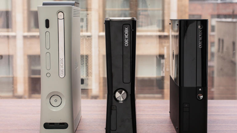 The Xbox 360 went through some significant transformations in its lifetime both internally and externally.
