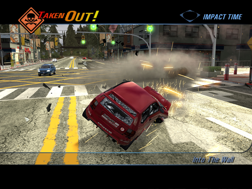 An easy way to play Burnout 3: Takedown? Yes please!