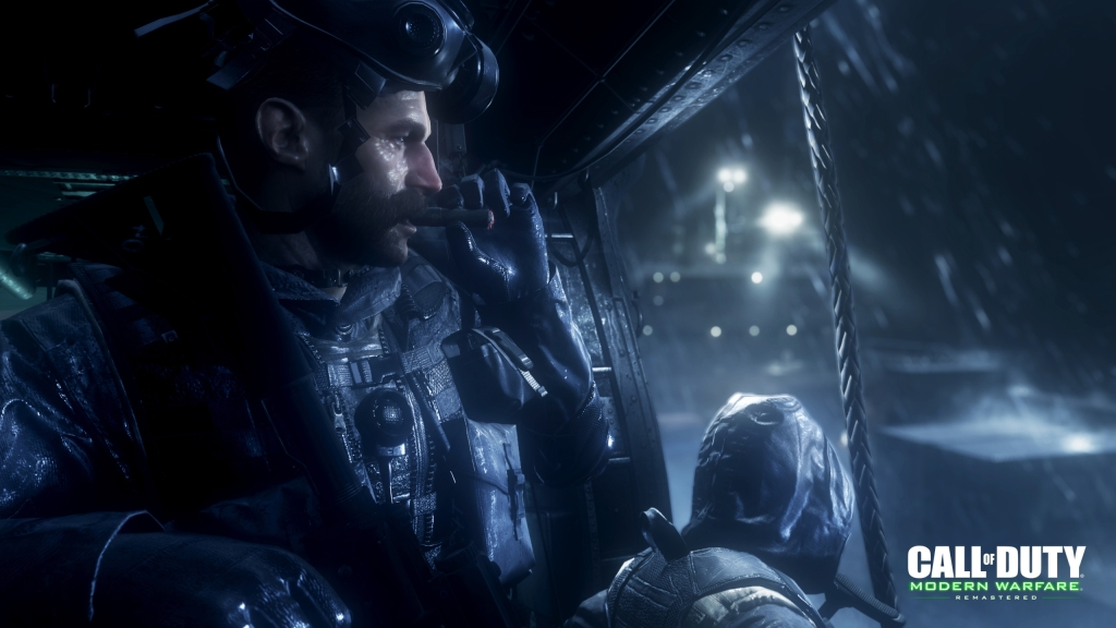 A remastered edition of Call of Duty 4: Modern Warfare received more buzz than the game it's being bundled with... not quite according to plan.