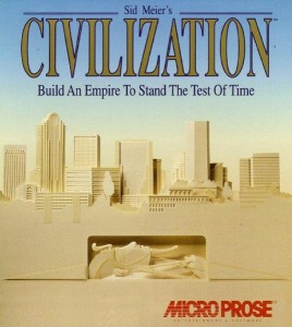 Few games really deliver what they say on their own box cover, but Civilization did.