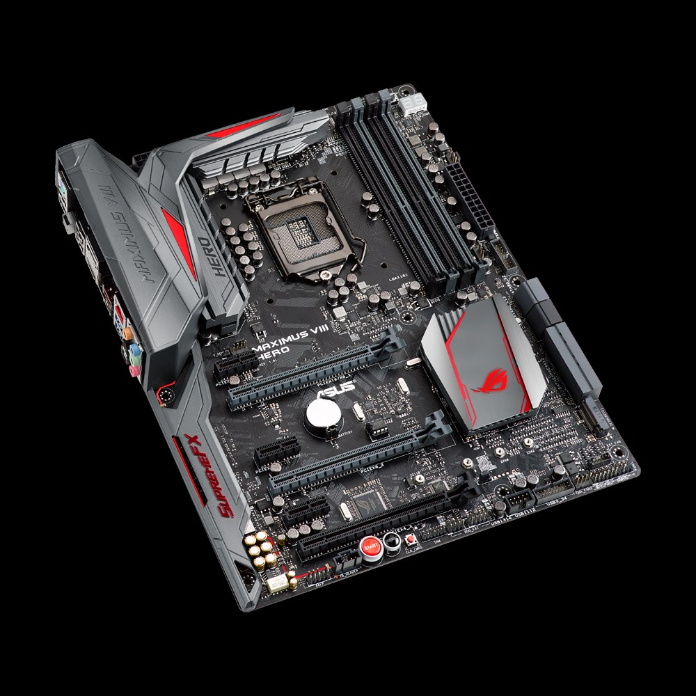 That's one mean mother of a... um... motherboard.