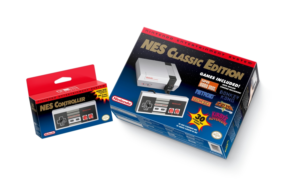 After a generation of software remasters, the Mini NES is a hardware remaster I am REALLY curious about.