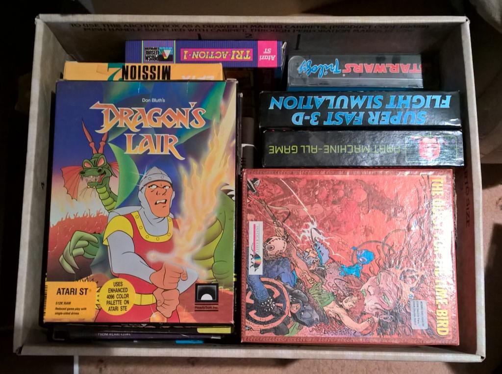 """My Atari ST themed """"box of boxes"""". :)"""
