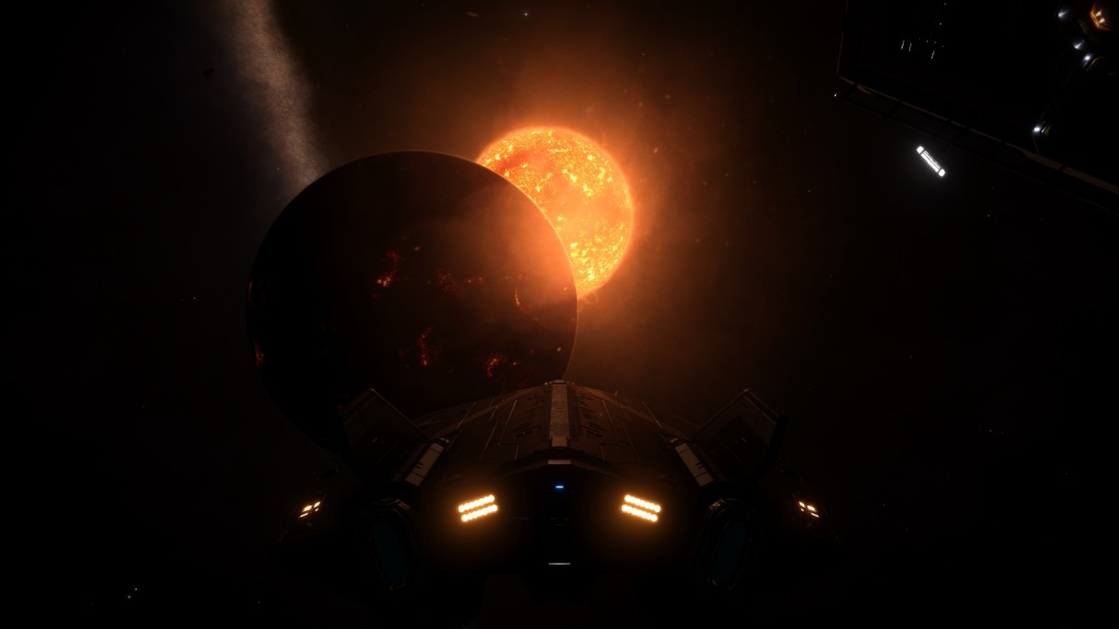 As you've probably guessed, one of my favourite things to do in Elite Dangerous is take screenshots of my travels. ;)
