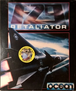 F29 Retaliator box for the Atari ST