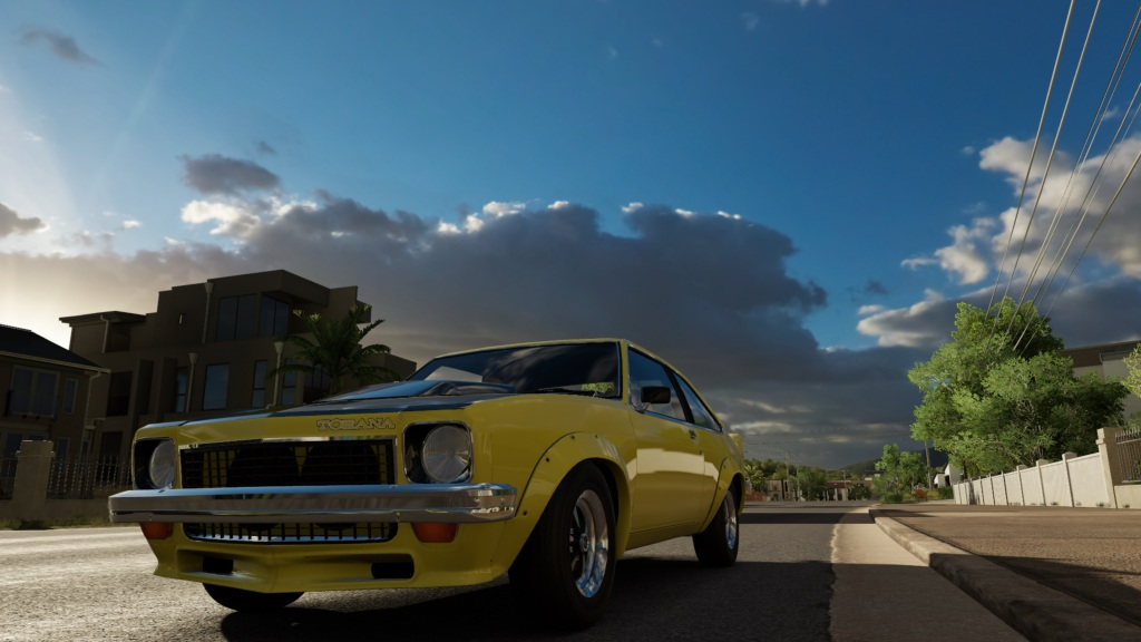 The developer's work in showing the best of Australia's sights and car culture is already winning over local gamers.