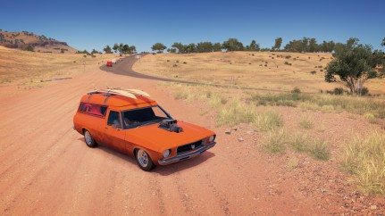 The Holden Sandman - a true Aussie classic