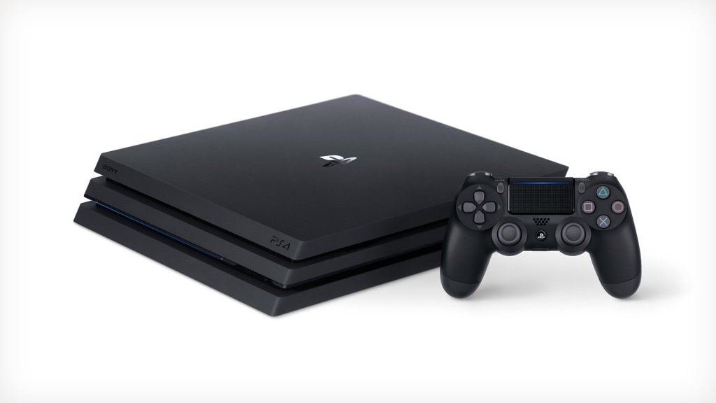 Meet the new and improved PS4: the PlayStation 4 Pro.