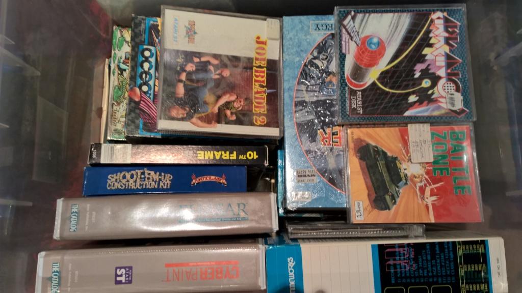 More Atari memories to sift through...
