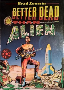 Better Dead Than Alien box for Atari ST