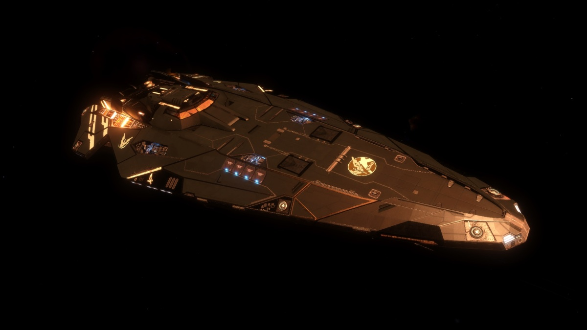 Elite Dangerous 2203 Update Gives Some Bang For Your Buck The