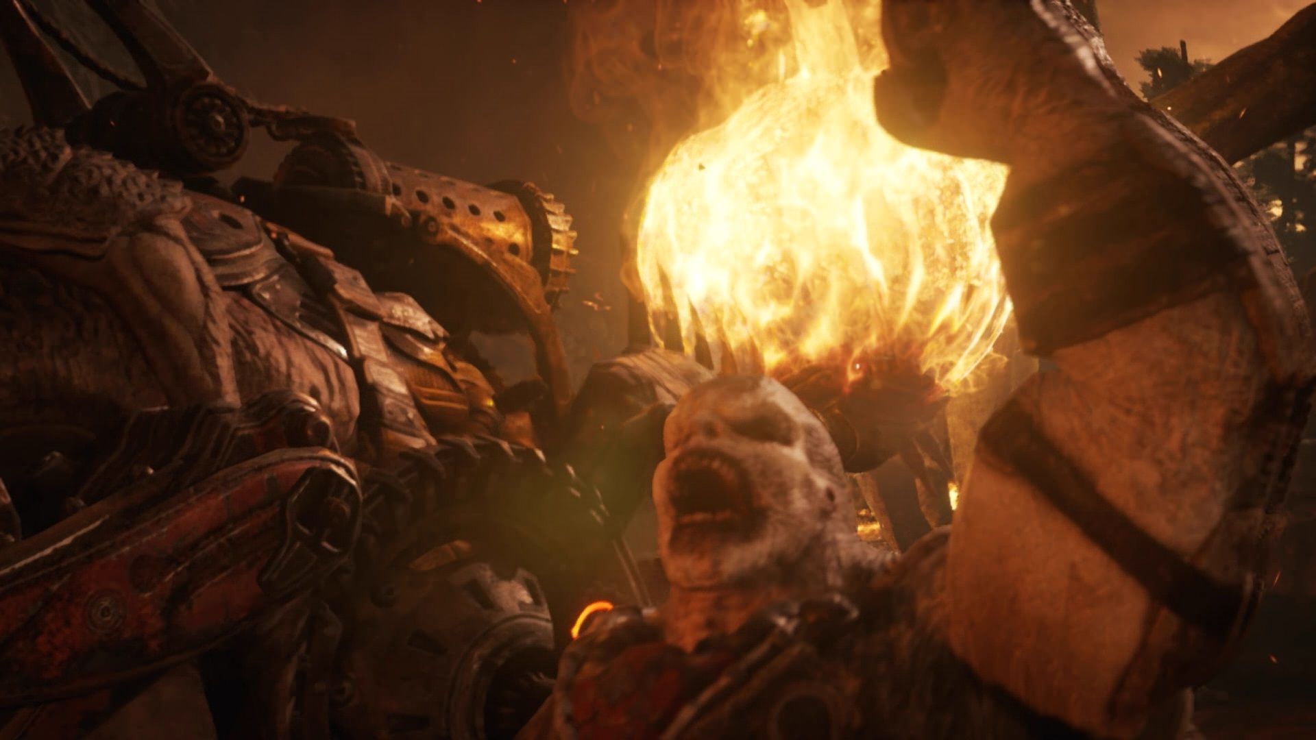 The road to Gears 5 is paved with lots of squishy things