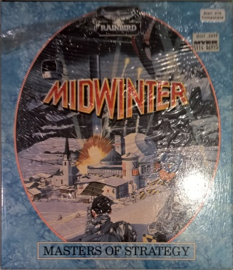 I have the original box for Midwinter (Atari ST)... still partly shrink wrapped!
