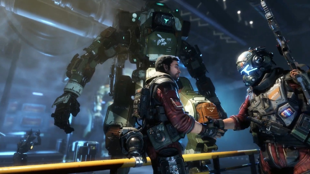 Titanfall 2 finally tells us a story about what it is like to be a pilot and their Titan.
