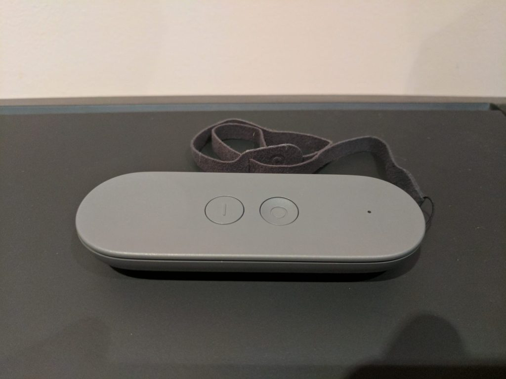 This controller might change the future of mobile VR for the better.