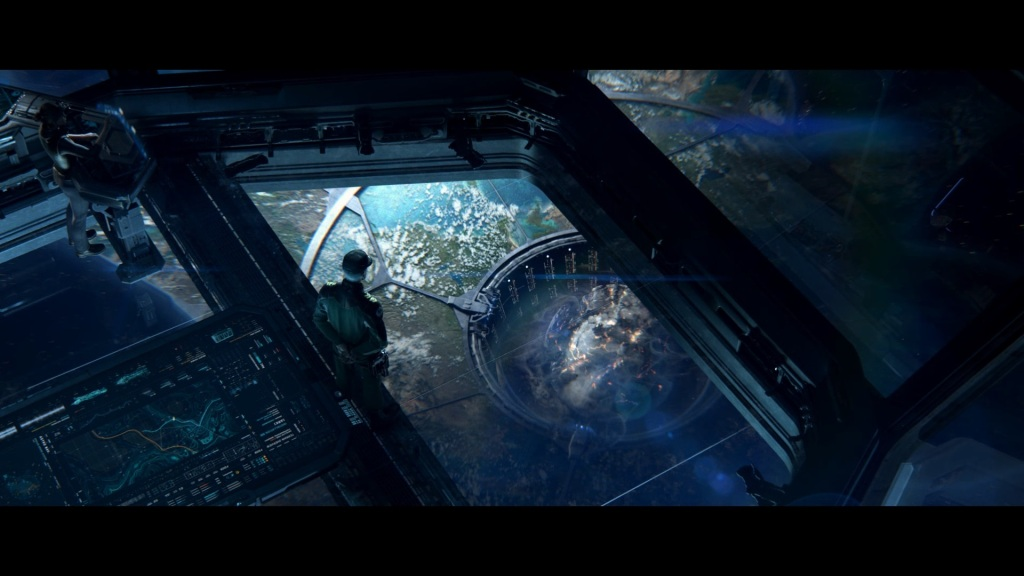 One of the strengths of the cinematics has been just how well they establish the Halo universe.